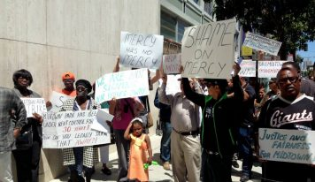 Tenant coalition defends against rent hike in city-owned Midtown Park apartments