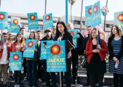 Jackie Fielder's Hopeful Message Gains Traction Among San Francisco Democrats