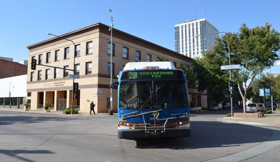 Fresno Becomes the Largest City in America with Free Buses