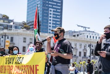 SF Teacher's Union Votes to Support Palestinians Against Israeli Occupation