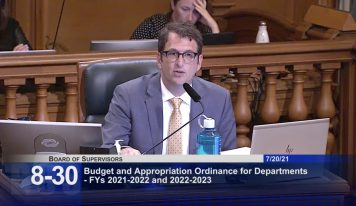 Dean Preston Casts Only Dissenting Vote on City Budget Which Increases Policing and Defunds Social Housing